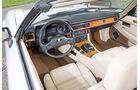 Jaguar XJ-S V12 Convertible, Cockpit
