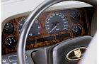 Jaguar XJ6 4.0, Rundinstrumente