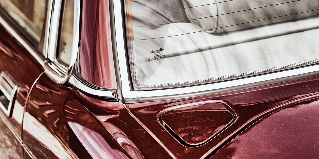 Jaguar XJ6, Tankdeckel