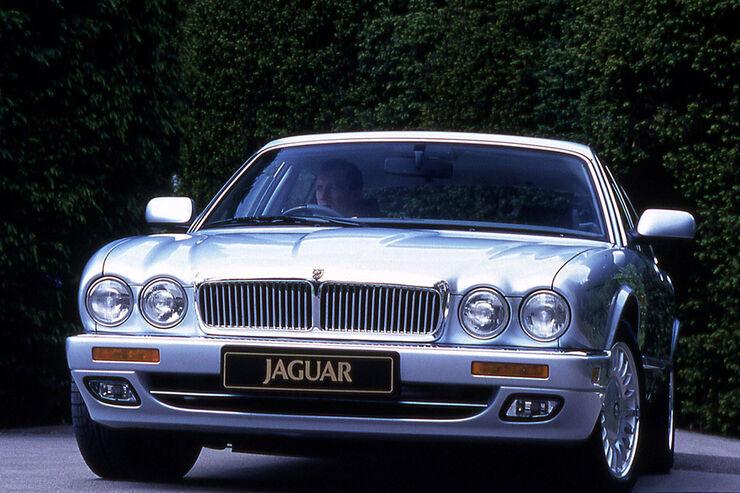 jaguar xj x300 technische daten auto motor und sport. Black Bedroom Furniture Sets. Home Design Ideas