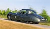 Jaguar XK 120 Fixed Head Coupé (FHC), Baujahr 1951