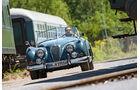 Jaguar XK 140, Frontansicht