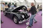 Jaguar XK140, Autos der Coys-Auktion auf dem AvD Oldtimer Grand-Prix 2010