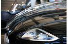 Jaguar XKR, Motorhaube