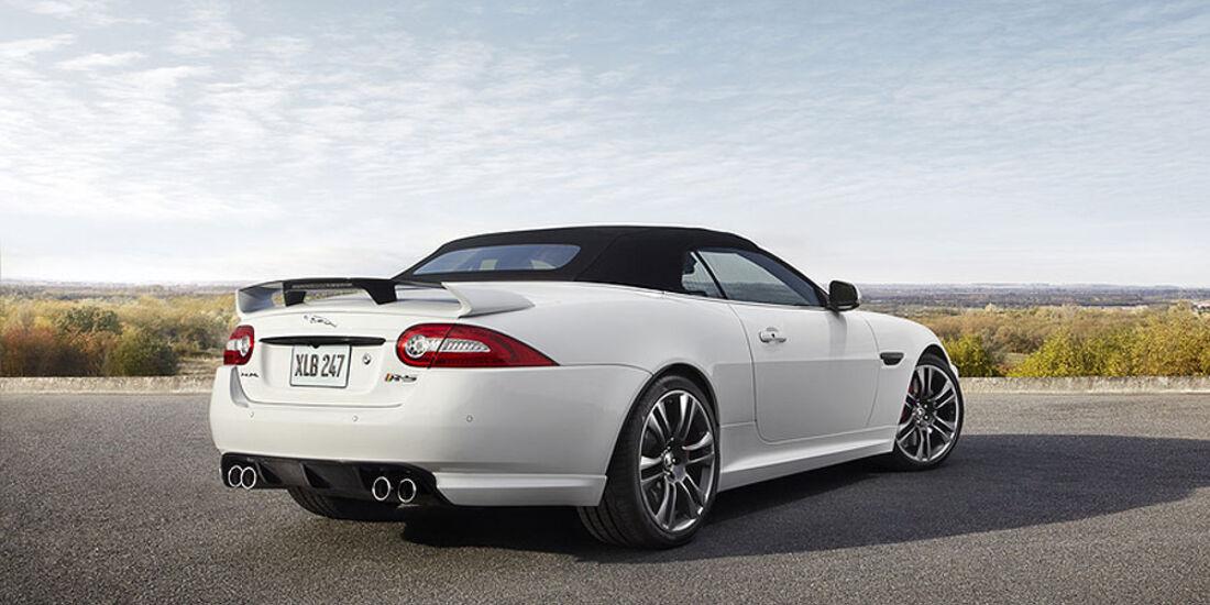 Jaguar XKR-S Cabrio