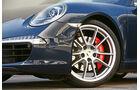 Jaguar XKR-S, Rad, Felge, Bremse