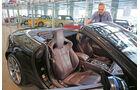 Jaguar XKR, Sitze
