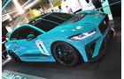 Jaguar i-Pace eTrophy - Autosport International - Birmingham - 2018