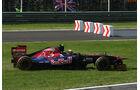 Jaime Alguersuari GP Italien Monza 2011