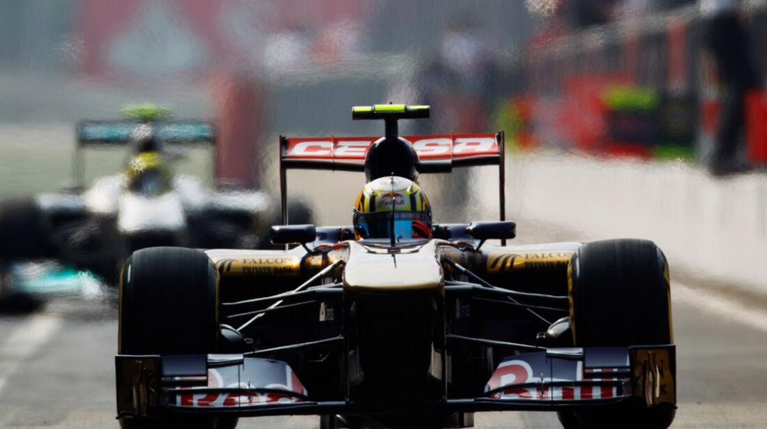 Jaime Alguersuari Toro Rosso GP Italien 2011