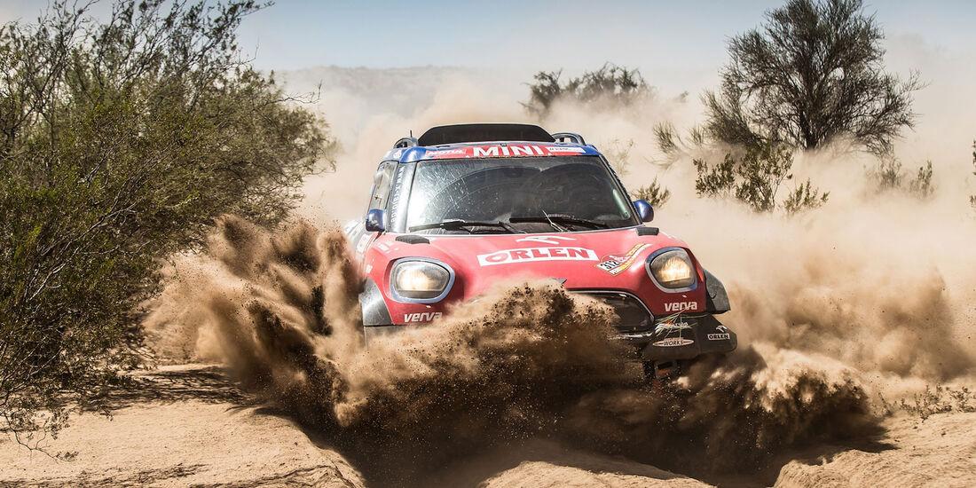 Jakub Przygonski - Mini John Cooper Works Rally - Rallye Dakar 2018 - Motorsport
