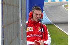 James Allison - Ferrari - Formel 1-Test - Jerez - 2. Februar 2015