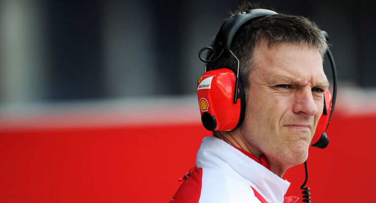 James Allison - Ferrari - Jerez - 2014