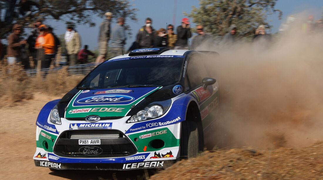 Jari-Matti Latvala Rallye Portugal 2012