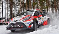 Jari-Matti Latvala - Rallye Schweden 2017