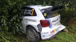 Jari Matti Latvala WRC Rallye Deutschland 2013