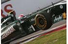 Jarno Trulli GP Indien 2011