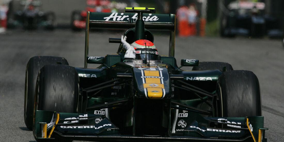 Jarno Trulli GP Italien Monza 2011