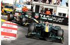 Jarno Trulli GP Monaco 2011