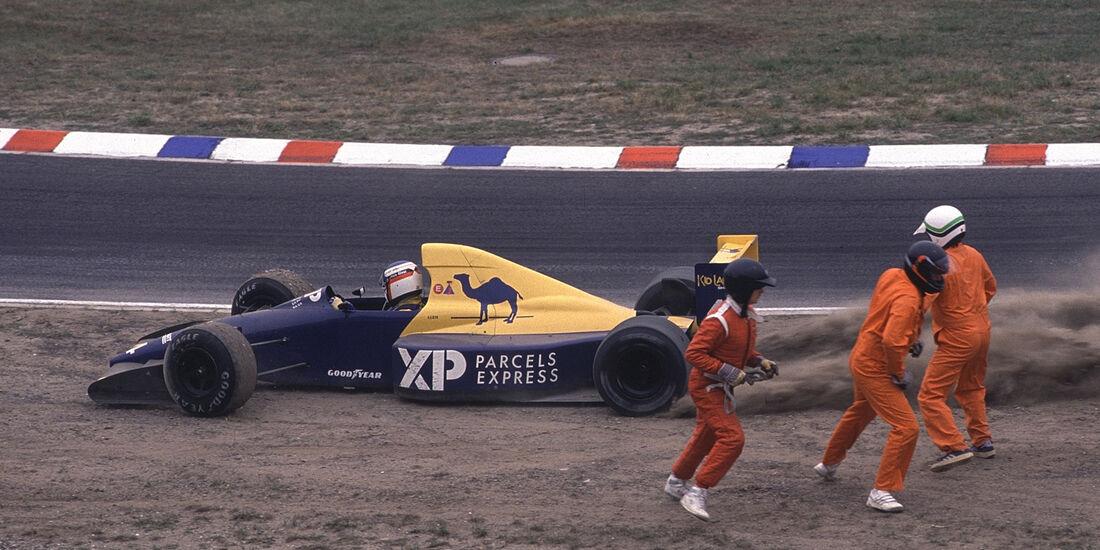 Jean Alesi 1989 Tyrrell Ford