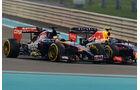 Jean-Eric Vergne - GP Abu Dhabi 2014