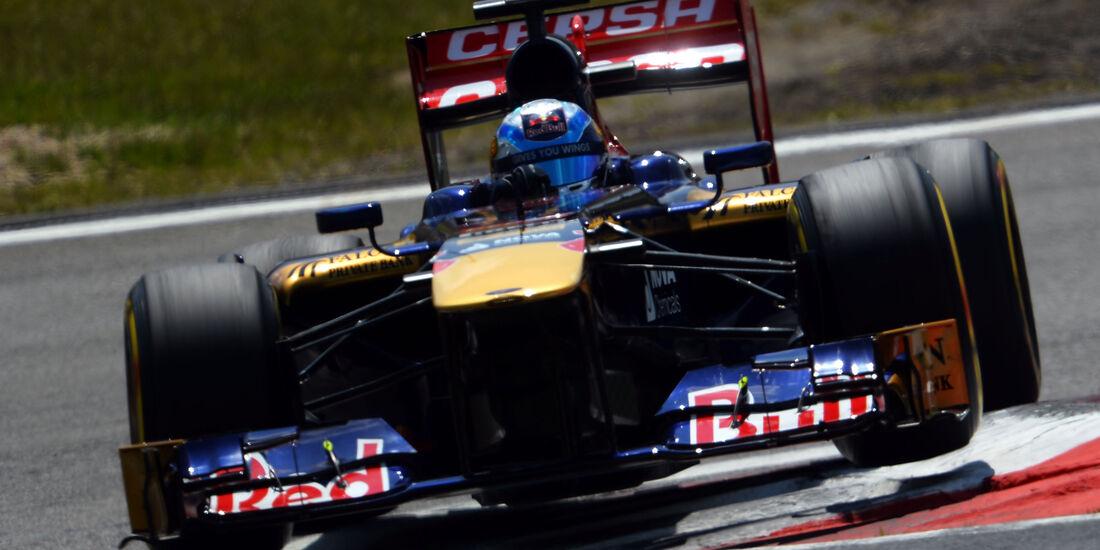 Jean-Eric Vergne - GP Deutschland 2013
