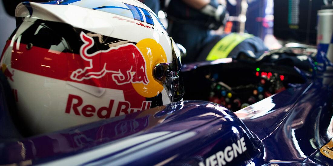 Jean-Eric Vergne Helm GP Monaco 2012
