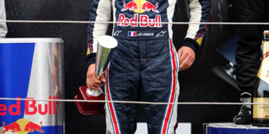 Jean Eric Vergne Karriere Formel 3