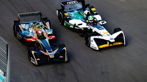 Jean-Eric Vergne - Lucas di Grassi - Formel E - Punta del Este 2018 - eprix