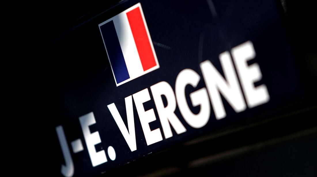 Jean-Eric Vergne - Toro Rosso - Formel 1 - GP Belgien - Spa-Francorchamps - 21. August 2014