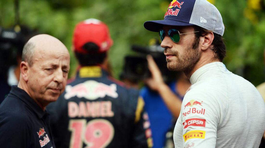 Jean-Eric Vergne - Toro Rosso - Formel 1 - GP Indien - 26. Oktober 2013