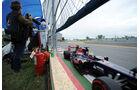Jean-Eric Vergne - Toro Rosso - Formel 1 - GP Kanada - 7. Juni 2013