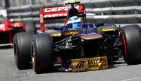 Jean-Eric Vergne - Toro Rosso - Formel 1 - GP Monaco - 26. Mai 2012