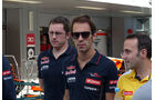 Jean-Eric Vergne - Toro Rosso - Formel 1 - GP Russland - Sochi - 9. Oktober 2014