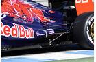 Jean-Eric Vergne, Toro Rosso, Formel 1-Test, Jerez, 8. Februar 2013
