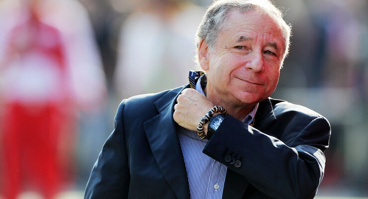 Jean Todt - Formel 1 - GP Italien - 7. September 2013