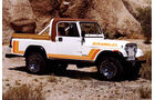 Jeep CJ8 Scrambler 1981-1985