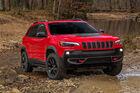 Jeep Cherokee Facelift Modelljahr 2019