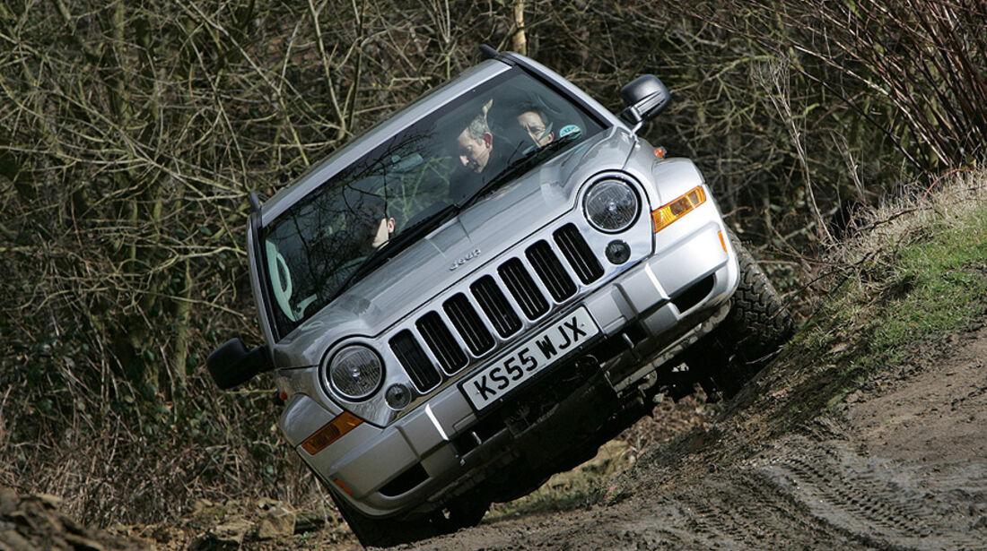 Jeep Cherokee KJ