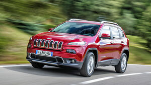 Jeep Cherokee Limited 2.0 Multijet 2014