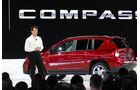 Jeep Compass, Detroit Motor Show