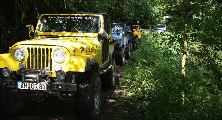 Jeep Festival Gevenich