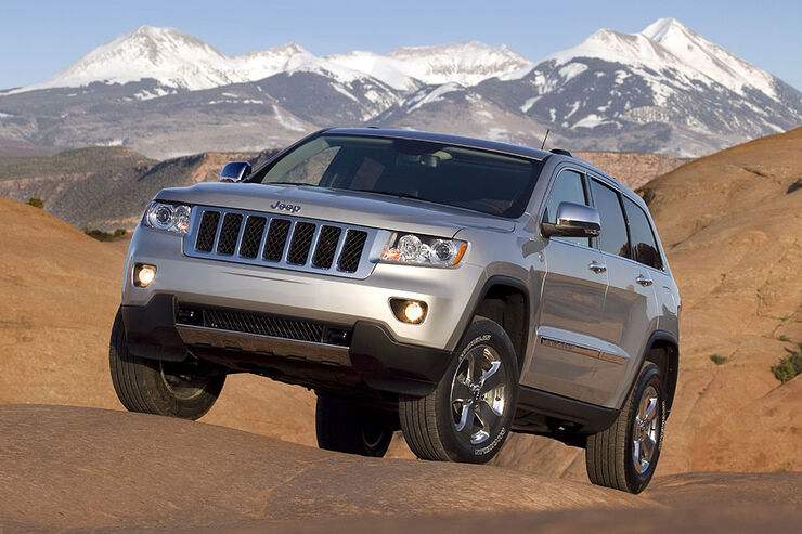 jeep grand cherokee 2011 der mercedes von jeep auto. Black Bedroom Furniture Sets. Home Design Ideas