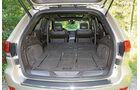 Jeep Grand Cherokee 3.0 CRD, Kofferraum, Ladefläche