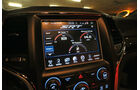 Jeep Grand Cherokee SRT, Monitor, Infotainment