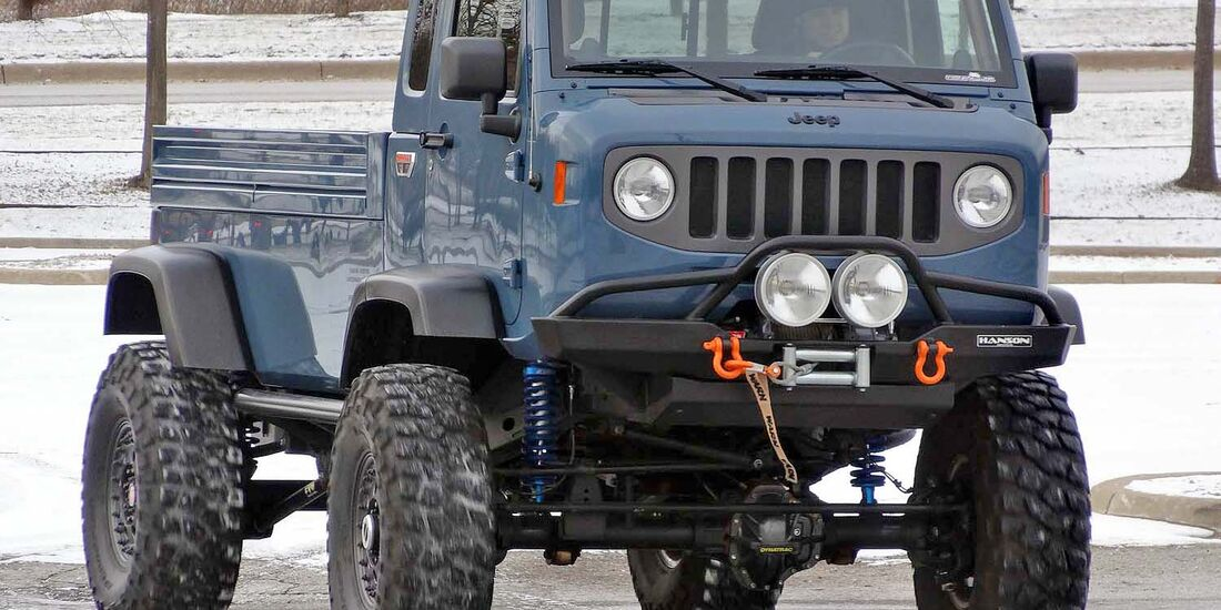 Jeep Mighty Concept