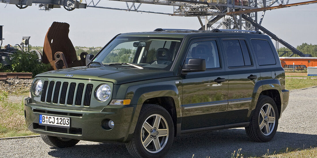 Jeep Patriot Sport 2.4 Eco+