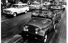 Jeep Produktion in Toledo