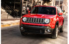 Jeep Renegade 2.0 Multijet, Frontansicht
