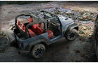 Jeep Wrangler 10th. Anniversary Europa-Version